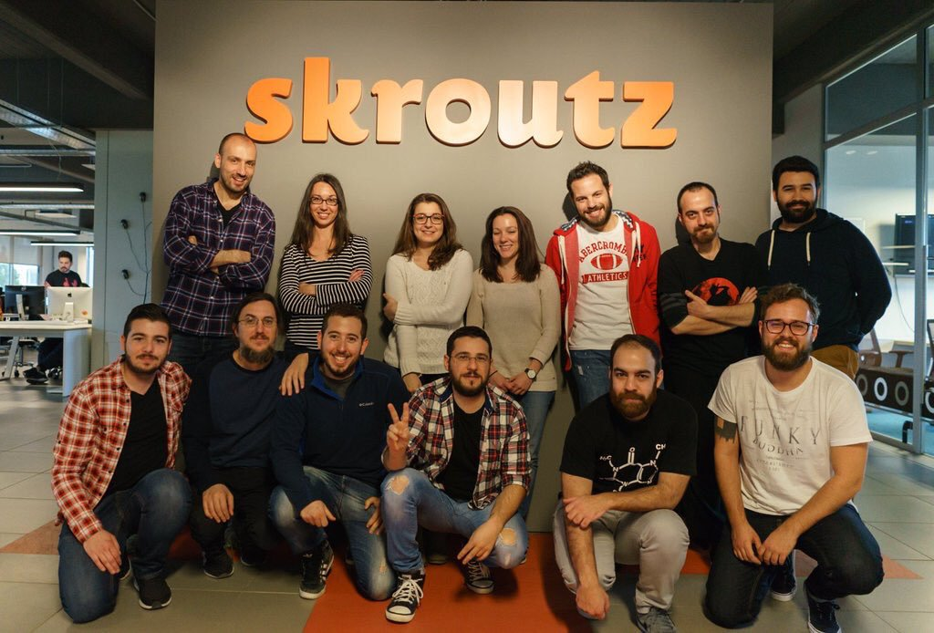 Skroutz Front-End teams