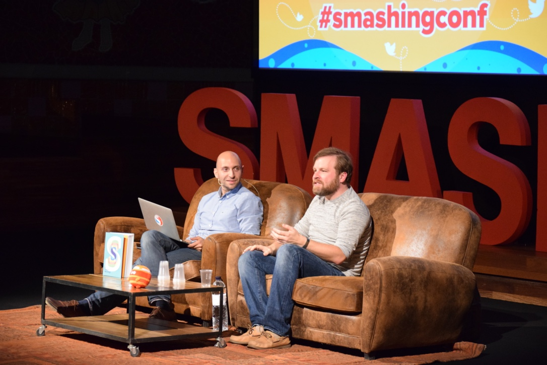 SmashingConf 2016