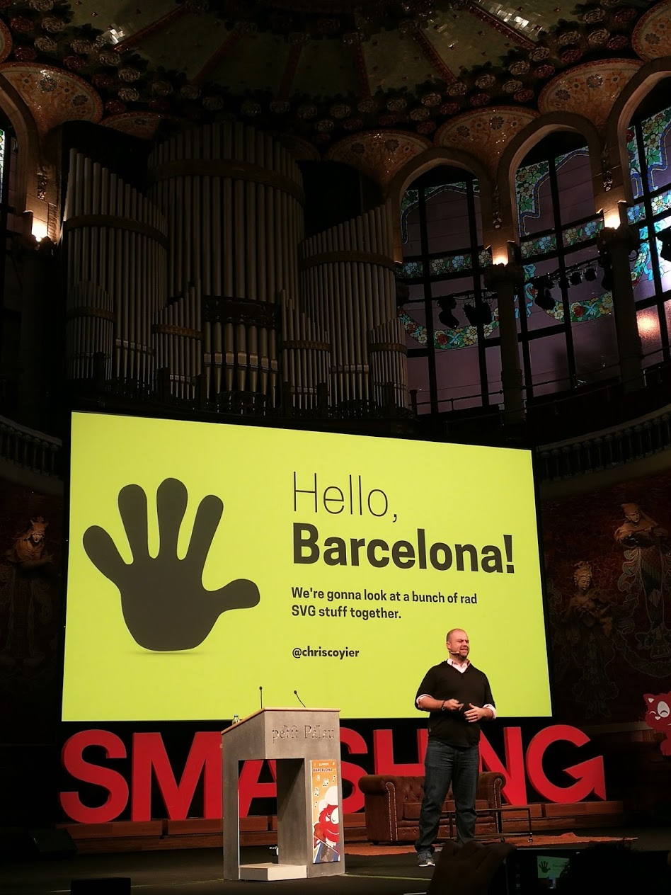 SmashingConf 2017